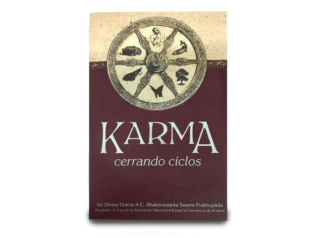 Producto #3333 LIBRO KARMA CERRANDO CICLOS
