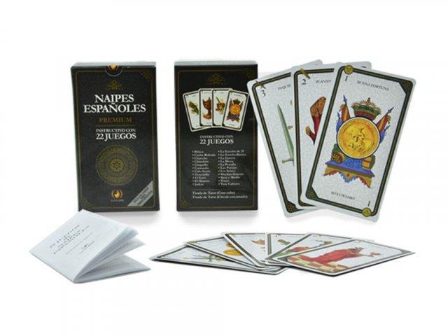 Producto #610G CARTAS ESPAÑOLAS (PREMIUM)