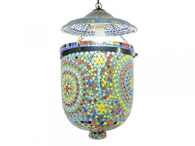Producto #772I LAMPARA 3 CADENAS 30 CM
