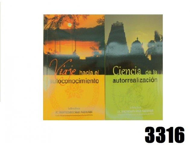 Producto #3316 LIBRO VIAJE HACIA EL.../ CIENCIA DE LA...