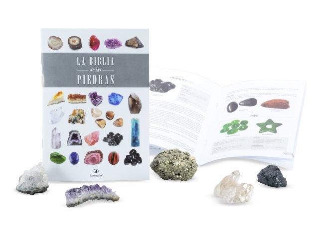 Producto #224 LIBRO LA BIBLIA DE LAS PIEDRAS