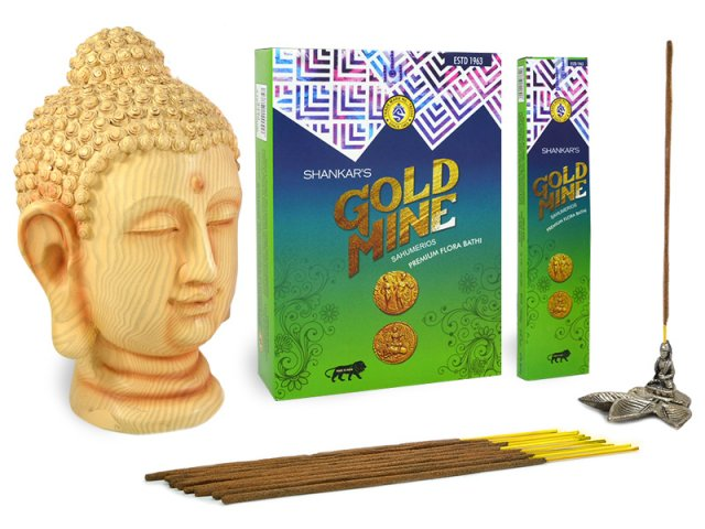 Producto #979H GOLD MINE FLORA