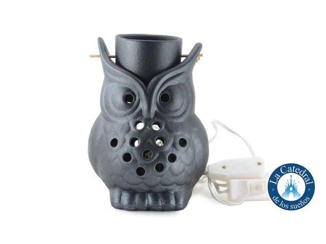 Producto #5064 HORNILLO ELECTRICO LECHUZA SIL C\LAMPARA( 12 ) (16 CM)