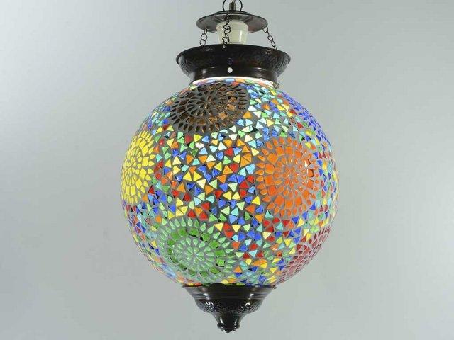 Producto #772E LAMPARA GLOBO 26 CM