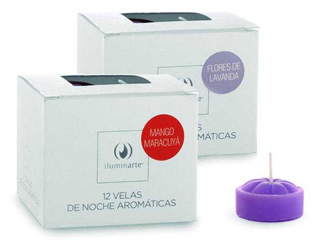 Producto #008A NOCHE CUBO AROMATICA X 12