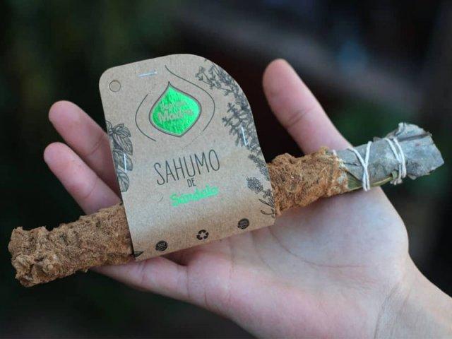 Producto #9000G      SAHUMO DE SANDALO Y AROMATICAS
