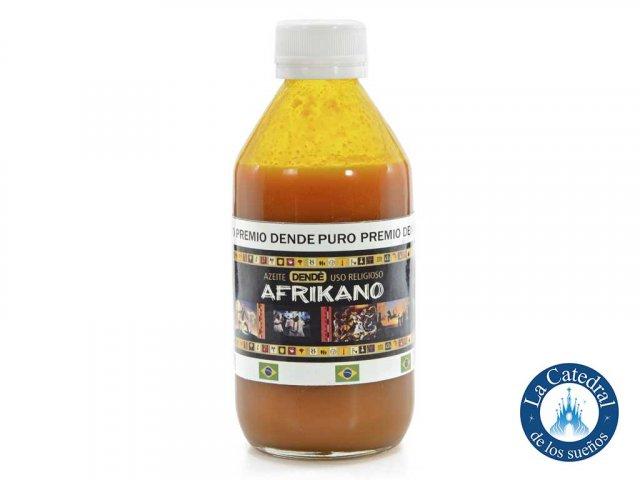 Producto #3434 DENDE PURO AFRIKANO 1/4 LT