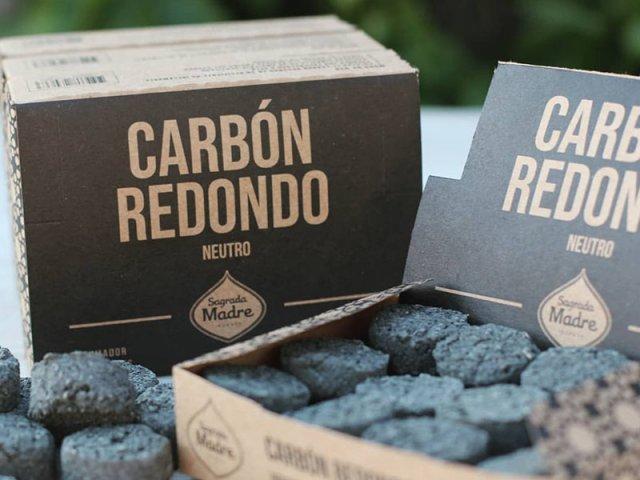 Producto #9000I CARBON REDONDO X 24U BULTO X 50 SAGRADA MADRE
