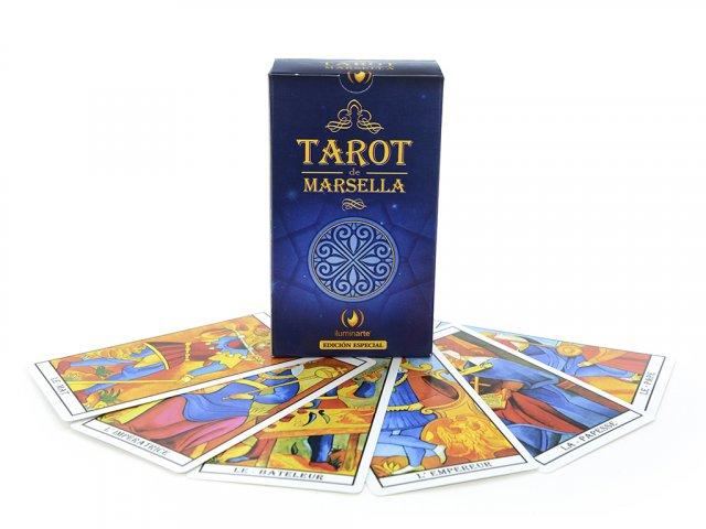 Producto #610 TAROT MARSELLES ILUMINARTE
