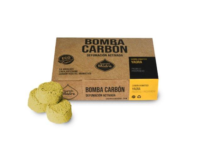 Producto #9000Q      BOMBA CARBON X24 YAGRA SAGRADA MADRE